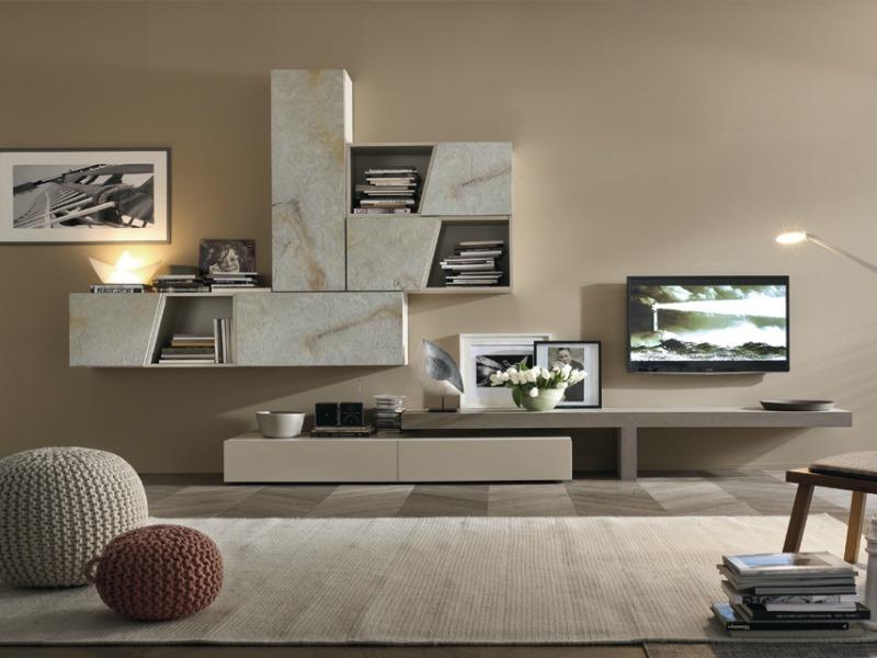 Foto salotti piccoli design casa creativa e mobili - Immagini soggiorni moderni ...