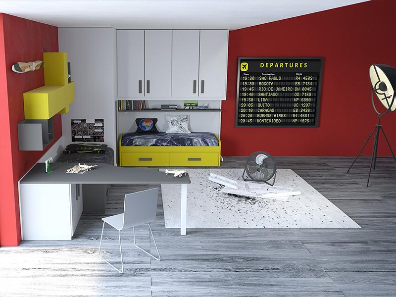 La Cameretta Ideale Lissone - Idee Per La Casa - Syafir.com