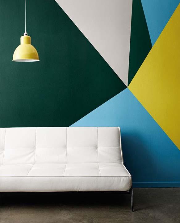 dassi arredamenti pareti colorate