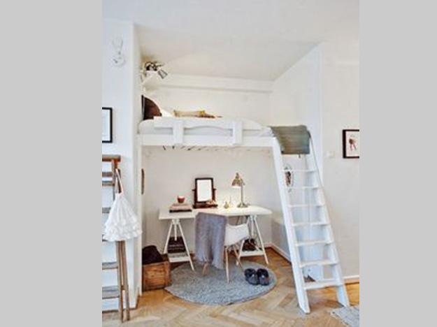 Come arredare un monolocale dassi arredamenti for Arredare camera da letto di 10 mq