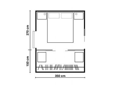 Cabina armadio su misura archivi dassi arredamenti - Cabina armadio dimensioni ...