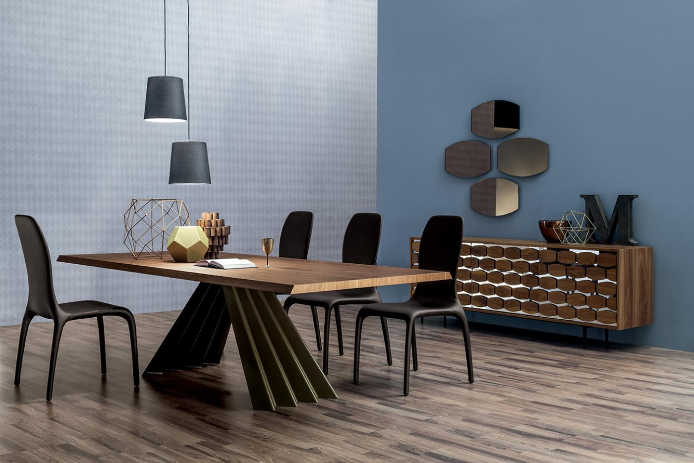 tonin casa lissone sedie e tavoli